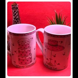 Girls Night Out Whimsy Coffee Mugs
